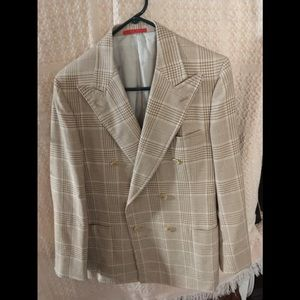 Other - Sport Coat by Isaia Napoli .36